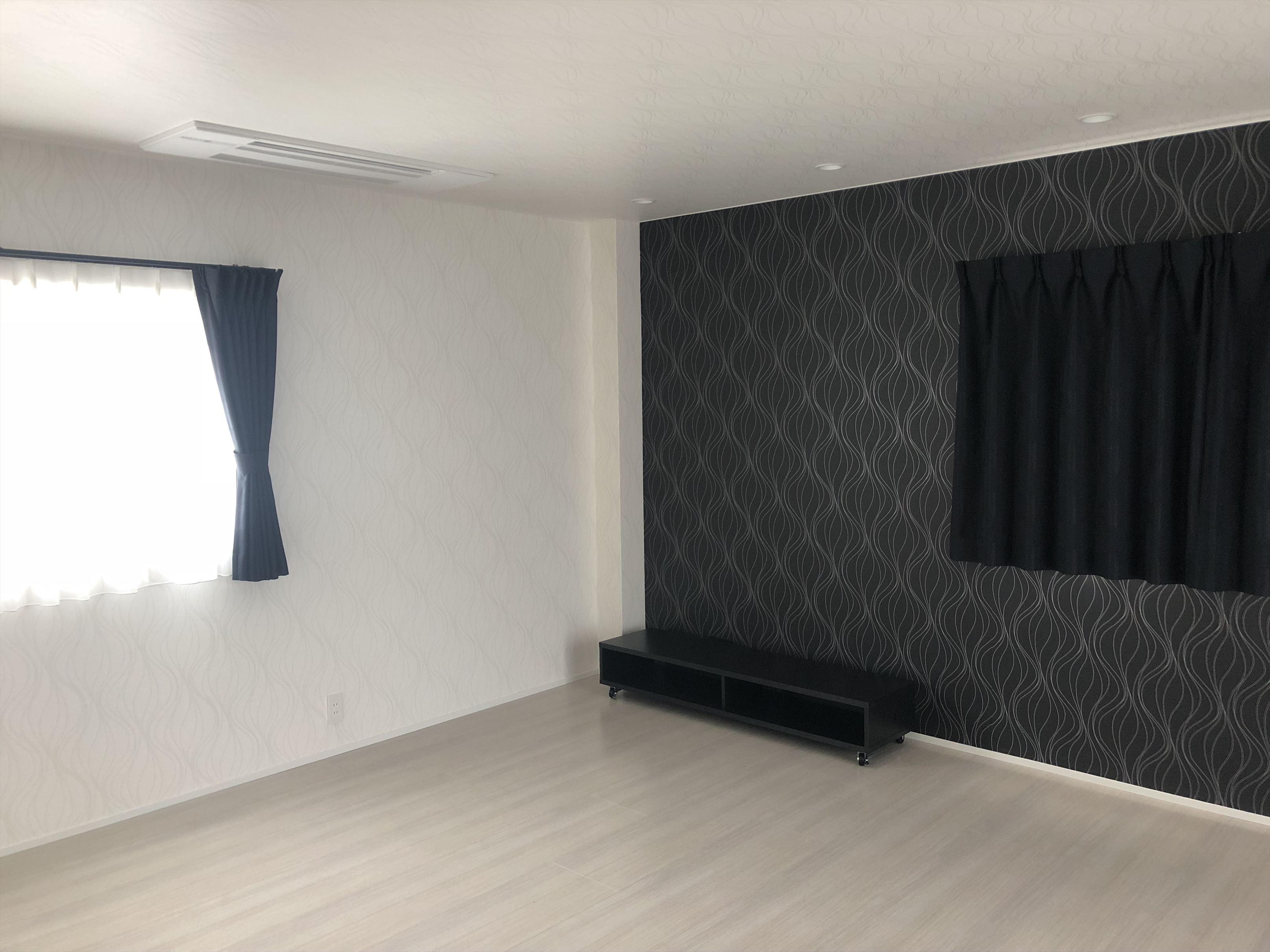 黒のカーテンです カーテンコール スタッフblog